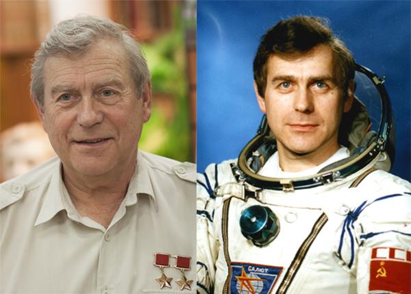 شب یلدا همراه با فضانورد روسی الکساندروف