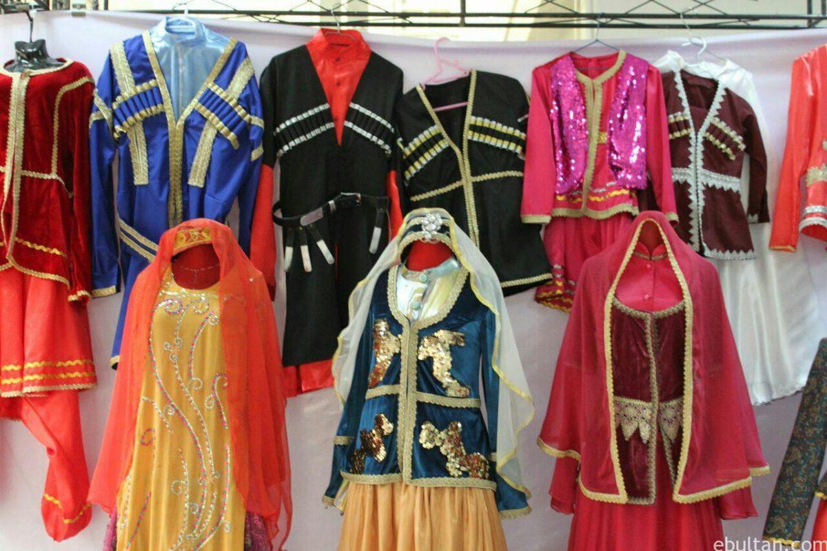 گزارش تصویری دومین جشنواره استانی و ۲۸مین نمایشگاه کشوری مد و لباس