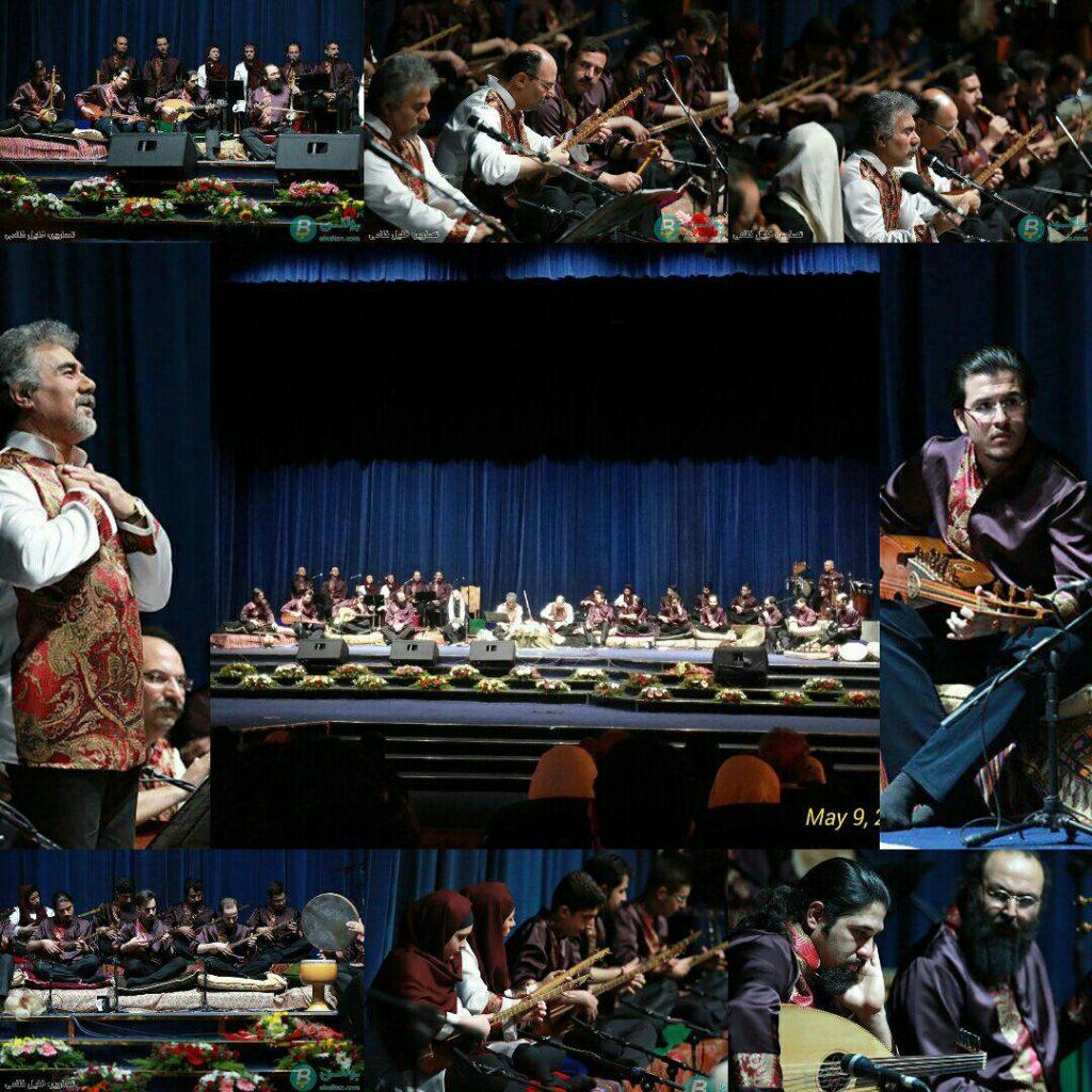 گزارش تصویری کنسرت سماع زرکوبان
