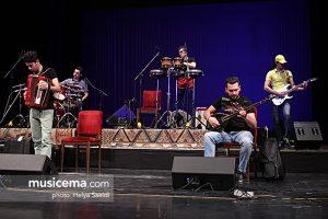 کنسرت اصغر باقری (دومان) در تالار وحدت