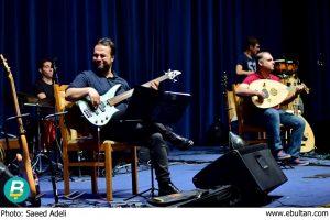کنسرت آرش آذر