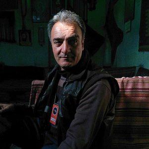 استا کریم متقی ، دبیر جشنواره عکس فیروزه