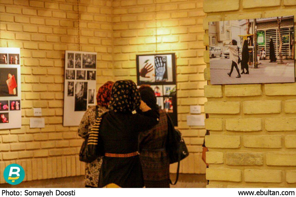 نمایشگاه عکس هنرجویان انجمن هنر عکاسی