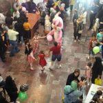 برنامه ویژه کودکان سینما ۲۹ بهمن تبریز برای فیلم «دزد و پری»
