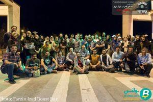 وورکشاپ عکاسی جستار کادر در بازار تبریز