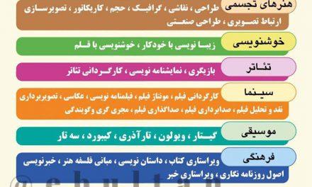 آموزشگاه شمس تبریزی