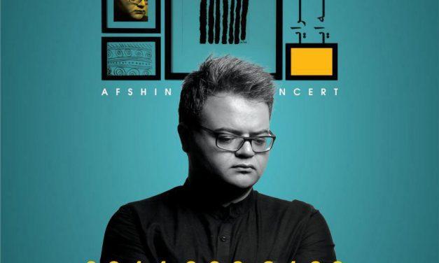 کنسرت افشین آذری