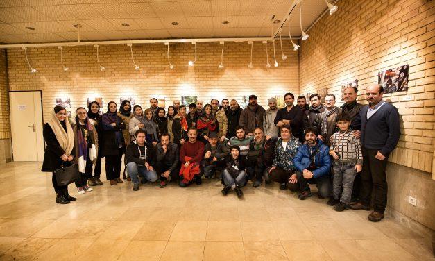 نمایشگاه عکس گروهی هنرجویان دوره های عکاسی انجمن هنر عکاسی استان