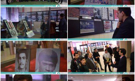 گزارش بازدید بولتن از موزه فوتبال و نمایشگاه صنایع دستی رضوان