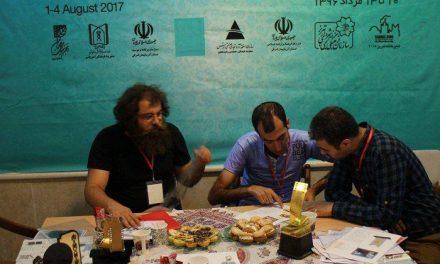 طرح تندیس و بهترین پوستر فیلم نخستین جشنواره فیلم تبریز انتخاب شد