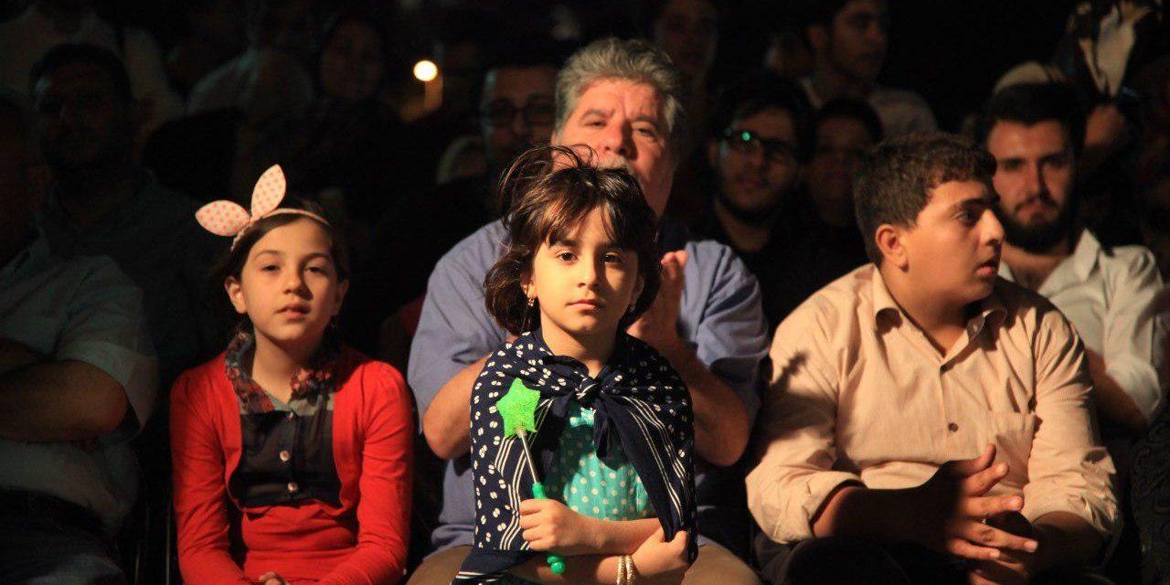 گزارش تصویری از جشن لبخند ابوریحان