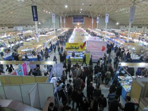 چهاردهمین نمایشگاه بینالمللی کتاب تبریز (10)