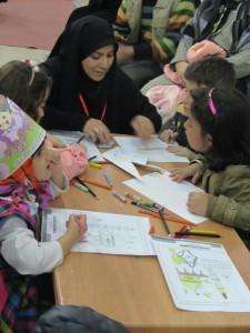 چهاردهمین نمایشگاه بینالمللی کتاب تبریز (18)