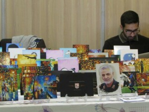 چهاردهمین نمایشگاه بینالمللی کتاب تبریز (2)