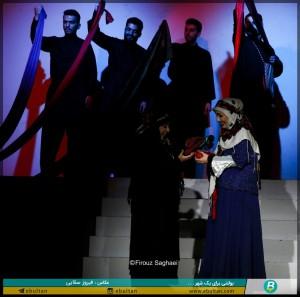 نمایش آنایوردوم آذربایجان15