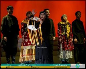 نمایش آنایوردوم آذربایجان18