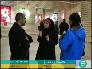 نمایشگاه پوستر از بد حادثه13