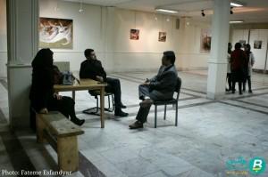نمایشگاه نقاشی علی شریفی (5)
