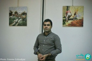 نمایشگاه نقاشی علی شریفی (6)