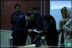 اکران فیلم مستند عصمت13