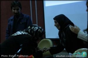 اکران فیلم مستند عصمت14
