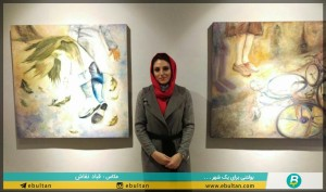 نمایشگاه نقاشی سرگشتگی17