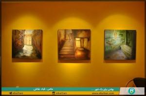 نمایشگاه نقاشی سرگشتگی27