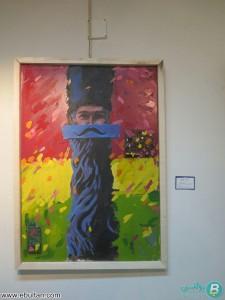 نمایشگاه هنرهای تجسمی مرند