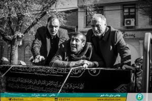 تشییع جنازه قربانیان حادثه قطار(6)