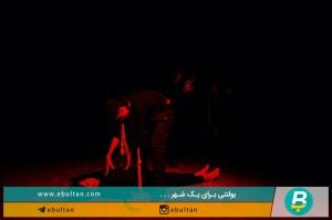 نمایش شبی به رنگ خون19