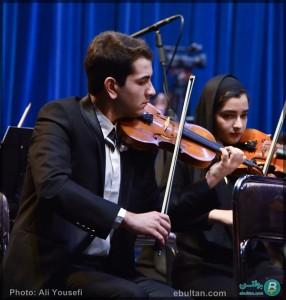 کنسرت ارکستر فیلارمونیک تبریز