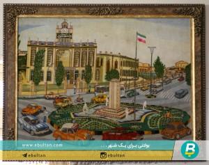 عمارت شهرداری تبریز12
