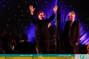 کنسرت شهرام ناظری در تبریز14