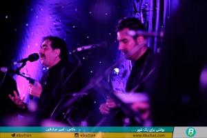 کنسرت شهرام ناظری در تبریز16