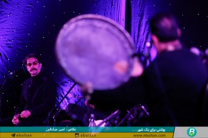 کنسرت شهرام ناظری در تبریز11