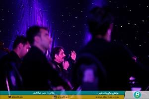 کنسرت شهرام ناظری در تبریز6