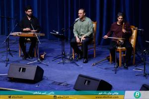 تصویری کنسرت علیرضا قربانی 11