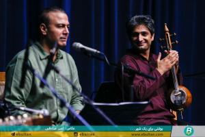 تصویری کنسرت علیرضا قربانی 6