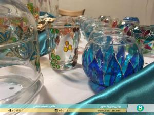 نمایشگاه هنرآفرینان تبریز 23