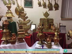 نمایشگاه هنرآفرینان تبریز 17