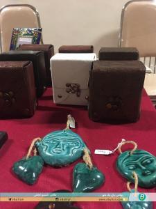 نمایشگاه هنرآفرینان تبریز 16
