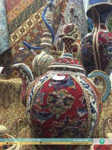 نمایشگاه هنرآفرینان تبریز 10