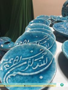 نمایشگاه هنرآفرینان تبریز 4