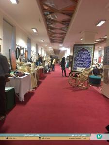 نمایشگاه هنرآفرینان تبریز3