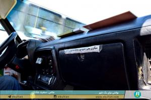 تاکسی کتابخانه ای تبریز 9