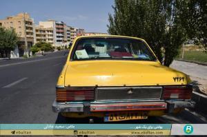 تاکسی کتابخانه ای تبریز 5