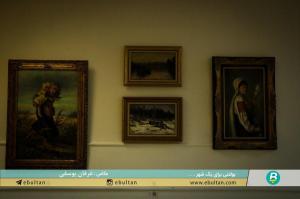 نمایشگاه نقاشی جلیل مکبر 13
