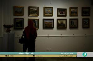 نمایشگاه نقاشی جلیل مکبر 12