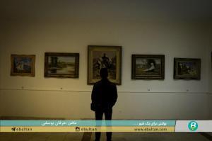 نمایشگاه نقاشی جلیل مکبر 8