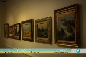 نمایشگاه نقاشی جلیل مکبر 6